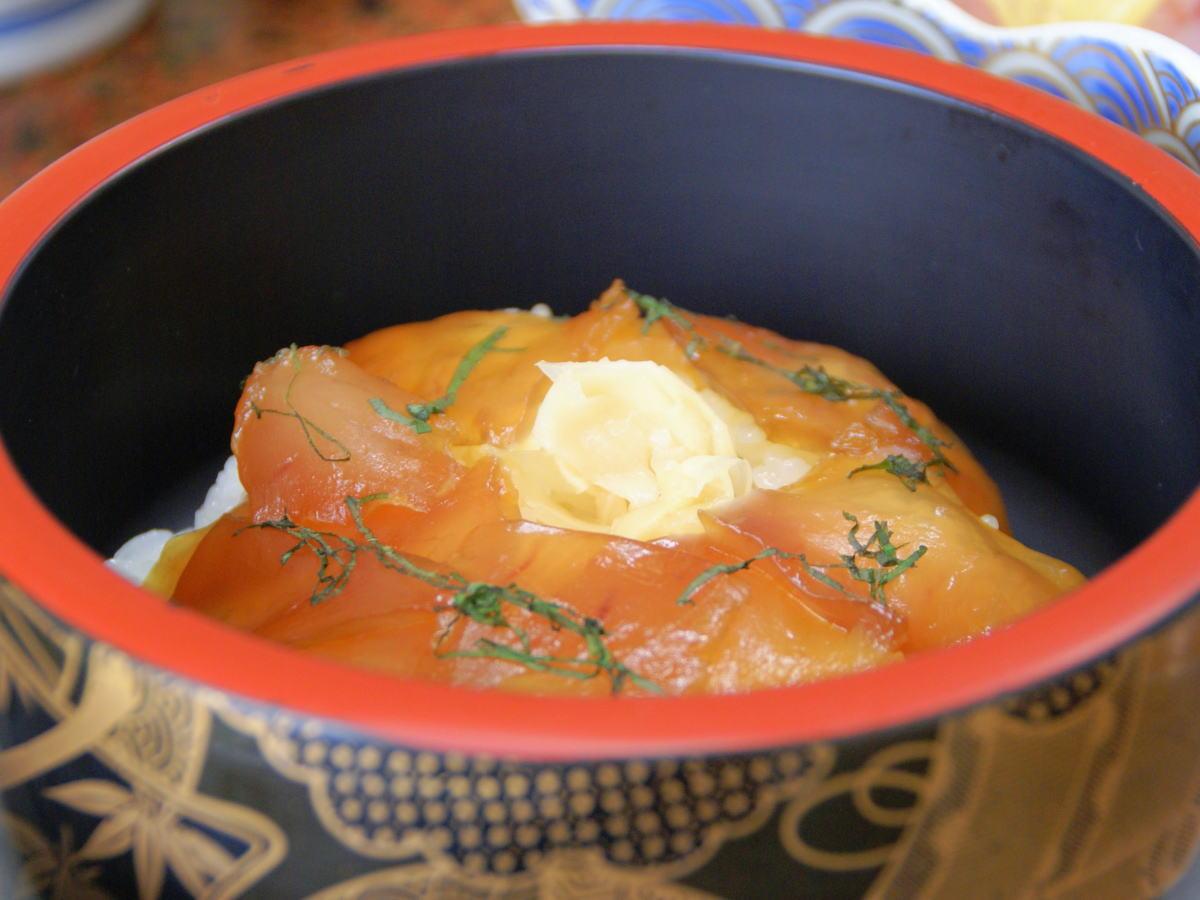 :☆一泊二食付♪名物てこね寿司付☆朝獲れ地魚が美味しいよ♪